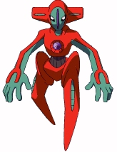 Pokemon Of The Week – Deoxys   Peanutmaster's Game Guide